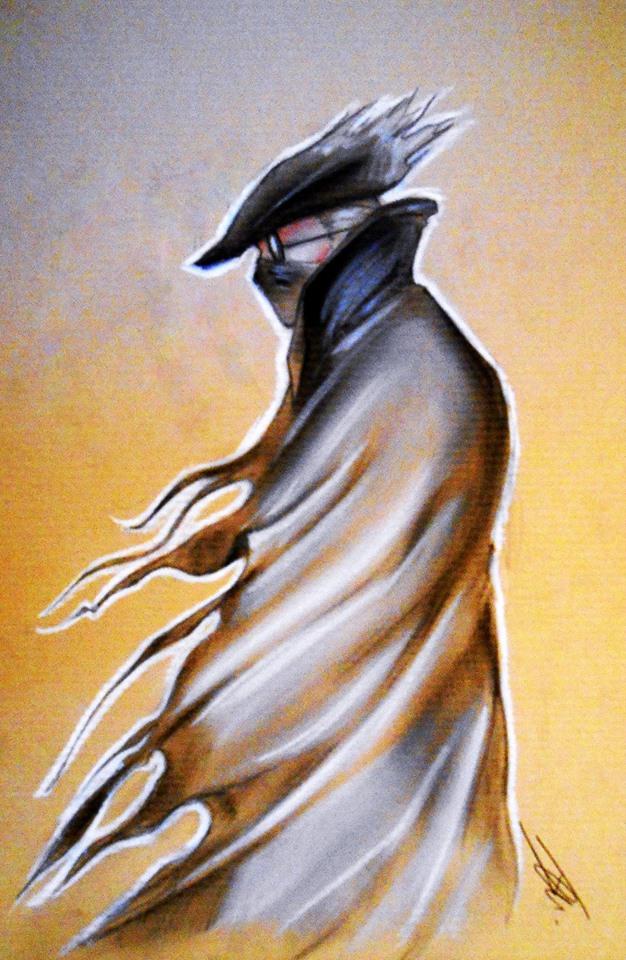 The Dark Hunter by NienorGreenfield