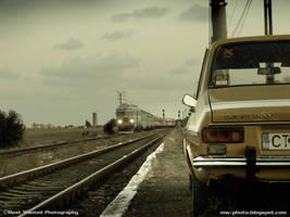 Dacia 1300 Gordini style by MWPHOTO