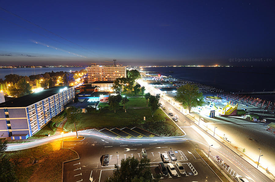 Night of Mamaia by MWPHOTO