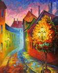 Lamp Post by Doominowskiy