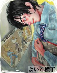 His favorite by KaneoyaSachiko