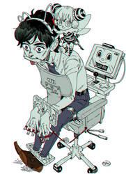 Automate by KaneoyaSachiko