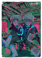 Midnight Sniper by KaneoyaSachiko
