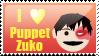 ATLA: I Love Puppet Zuko by twilightthemis