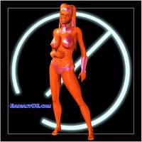 Beauty in Cyberspace by Giolon