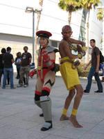 AX 2010 - Street Fighters