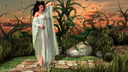 Tyrena's Garden by Giolon
