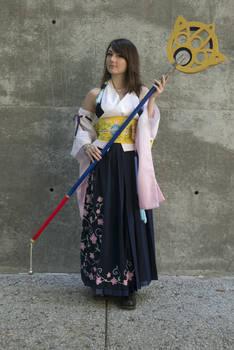 Fanime 2012 - Yuna