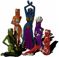 Women of Color Ultimate by Giolon