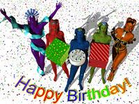 My Twi'lek Birthday Party by Giolon