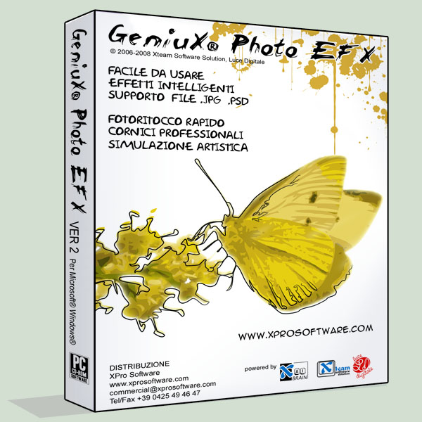 Plugin GeniuX Photo EFX