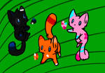 Kitten Adoptables: OPEN by Morgenfluegel