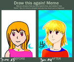 Draw this again! by Morgenfluegel