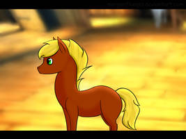 Chibi Horse (Need Name)