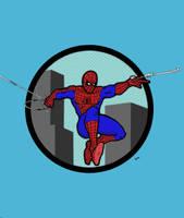 Spider-man by SeanGregoryMiller