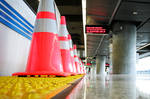 March of the BART Cones