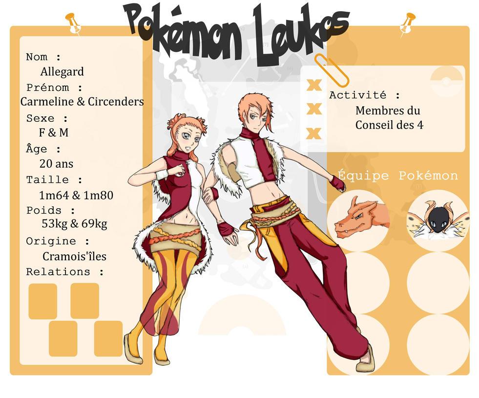 PNJ - Conseil 4 - Jumeaux Carmeline et Circenders by Dilkem