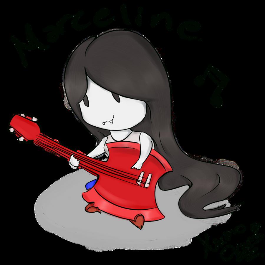 Chibi Marceline by YukinoOkami