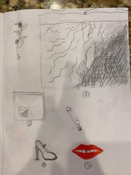 Beginner Doodle Challenge, page 1 of 5