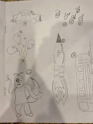 Beginner Doodle Challenge, page 4