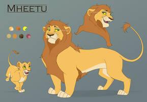 Mheetu, Me Too! by animon