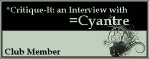 Member: Cyantre by Critique-It
