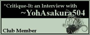 Member: YohAsakura504 by Critique-It