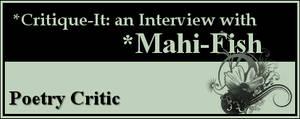 Staff: Mahi-Fish by Critique-It