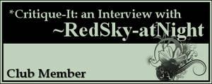 Member: RedSky-atNight by Critique-It