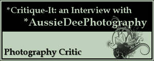 Staff: AussieDeePhotography by Critique-It