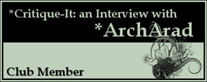 Member: ArchArad by Critique-It