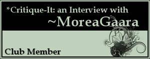 Member: MoreaGaara by Critique-It