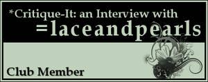 Member: laceandpearls by Critique-It