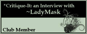 Member: LadyMask by Critique-It