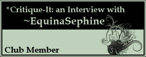 Member: EquinaSephine by Critique-It
