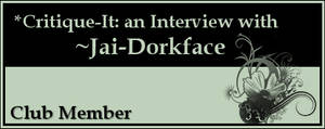 Member: Jai-Dorkface by Critique-It