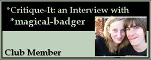 Member: Magical-Badger by Critique-It
