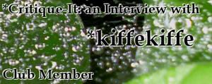 Member: kiffekiffe by Critique-It