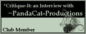 Member: PandaCat-Productions by Critique-It