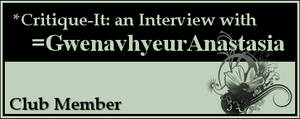 Member: GwenavhyeurAnastasia by Critique-It