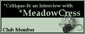 Member: MeadowCress by Critique-It