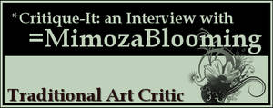 Staff: MimozaBlooming by Critique-It
