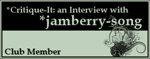 Member: jamberry-song by Critique-It