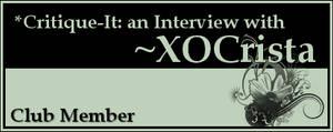 Member: XOCrista by Critique-It