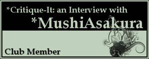 Member: MushiAsakura by Critique-It