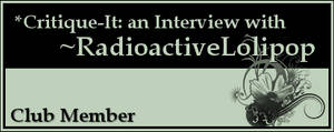 Member: RadioactiveLolipop by Critique-It