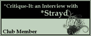 Member: Strayd by Critique-It