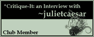 Member: julietcaesar by Critique-It