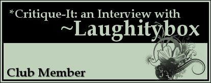 Member: Laughitybox by Critique-It