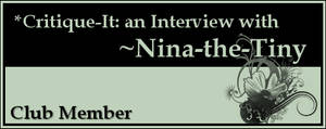 Member: Nina-the-Tiny by Critique-It